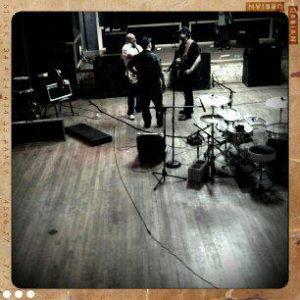 Cold Fur Recording at The Irish